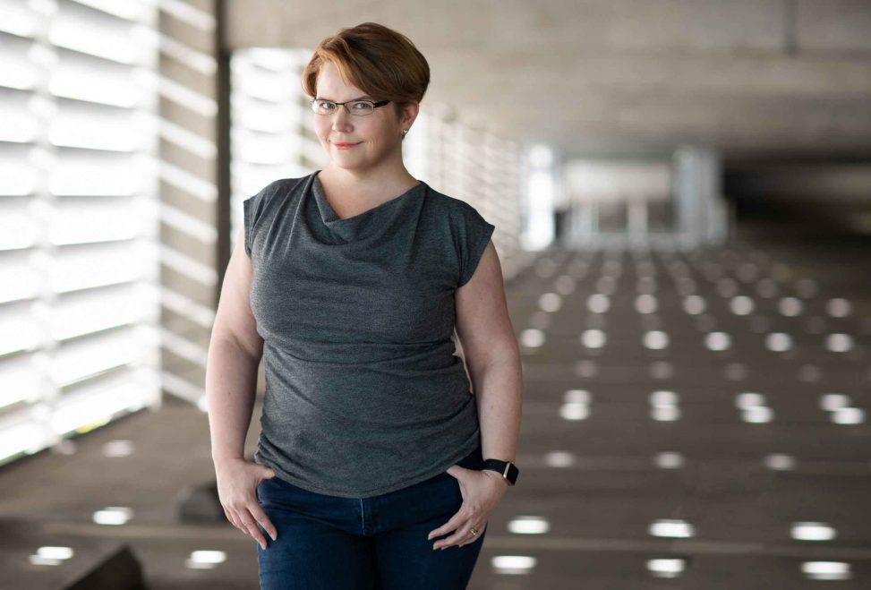 Julie Meridian – photo by Jillian Cocklin, Epoxy Studios